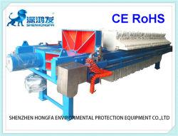 Lamas de lama / Filtro de desidratação de prensa para águas residuais e tratamento de esgotos