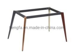 На заводе Custom изготовление мебели стали таблица ноги таблица рамы