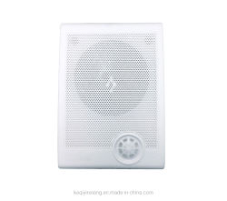 15 Вт, белый ABS громкоговоритель настенный кронштейн для оповещения