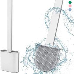 Hochwertige Silica Gel Wc-Bürste Wc-Reiniger Gehängte Bürste