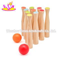كما أن لعبة البولينغ المخصصة للأطفال عالية الجودة المخصصة للتعليم W01d021