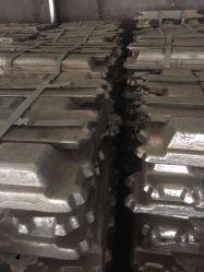 Des Export-Aluminium Ingot99.9% reine A7 A00 99.7% Aluminiumbarren-AluminiumIngota00 des Aluminium-Ingot99.7%