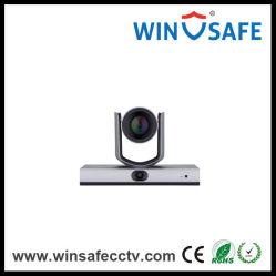 Rastreamento de voz do alto-falante de alta definição Smart Palestra câmaras PTZ de videoconferência IP SDI HDMI USB