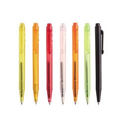 10.4cm 크기의 미니 볼포인트 펜 메모 도우미 펜 플라스틱 심플한 짧은 펜