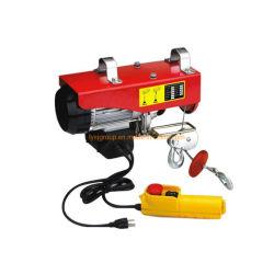 Los fabricantes Mini grúa eléctrica de 800kg de capacidad utilizada para propósitos internos