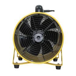16 pulgadas Ywf2E-400 de alta velocidad Hangda 1100W de potencia del ventilador extractor Portable