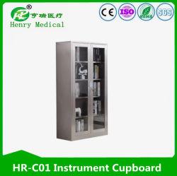 Instrumentenschrank/Medizinischer Edelstahlschrank/Instrumentenschrank Aus Edelstahl