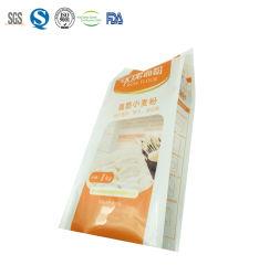 밀가루를 위한 플라스틱에 의하여 인쇄되는 식품 포장 쿼드 물개 부대