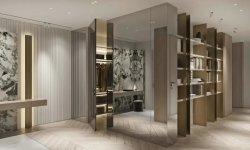 China Lieferant Holz Einfache Schlafzimmer Möbel Wandschrank Schiebetüren Schränke
