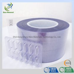의약품 블리스터 포장용 투명 PVC/PE/PVDC 필름
