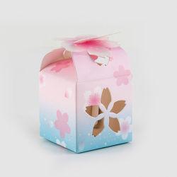 La festa nuziale fornisce i contenitori di caramella del sacchetto di favore dei regali di compleanno dei capretti