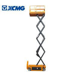 منصة العمل الهوائي الهيدروليكي ذاتية الدفع الكهربائية الهيدروليكية XCMG 10m الرسمية Xg1012HD الصين الجديدة مقص الجوال رفع السعر