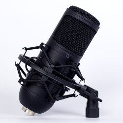 USB Broadcasting USB Recording Kondensator Gaming Mikrofon für Podcast