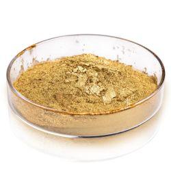 Polvere di bronzo pallido puro oro per verniciatura con rivestimento txtile