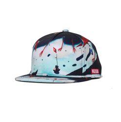 Unterschiedliche Farben-graue Hysteresen-Schutzkappen-Stickerei Ihre Firmenzeichen-Hüte