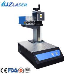 기계 섬유 Laser 표하기 기계를을%s 가진 인쇄하는 Laser 마커 Laser 조각 3D가 온라인으로 섬유에 의하여 또는 CO2/UV는 운반한다 중요한 전화 상자 케이블 PCB 플라스틱 금속을%s 벨트를 비행한다