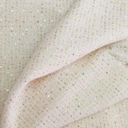 Slap-up en Speciale dubbel-Onder ogen gezien Wollen Stoffen van het Kostuum Tweed