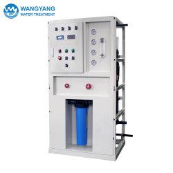 Usine d'eau RO 1000L/H SYSTÈME saumâtre pluie Making Machine à pH élevé Fontaine