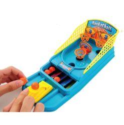 최신 판매 실내 선물 플라스틱 소형 점수 탁상 핑거는 아이를 위한 널 농구 경기를