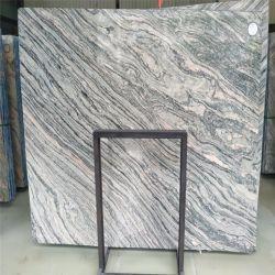Marmo grigio dello spruzzo di pietra di marmo naturale per la pavimentazione/le mattonelle & controsoffitto della parete