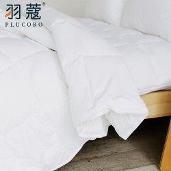 Обесцвеченными хлопка крышка белого цвета отеля стеганых матрасов подушками из микроволокна стеганых матрасов для отелей