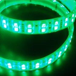 Kit de luzes de LED branco de Verão 6000K, 2835 SMD fileira dupla, luzes LED Super-Adhesive Conjunto Completo Cutable impermeável de alta tensão da corda de LED acende