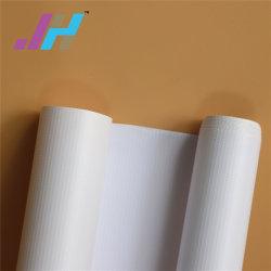 Custom для использования вне помещений цифровой печати материала глянцевая ПВХ Огнестойкий плакатный Flex баннер
