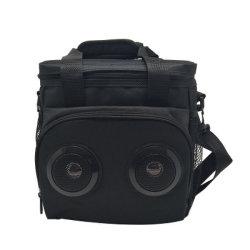 Набор для пикника изолированный громкоговоритель мешок охладителя лучших водонепроницаемый изолированный сумки охладителя с помощью гарнитуры Bluetooth