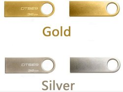 Novo mini USB 2.0 de metal se9 8GB-32GB Unidade Flash Memory Stick