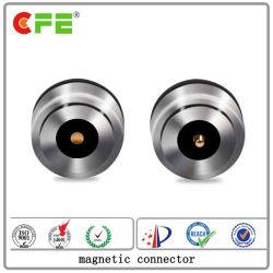 12 В постоянного тока Мужчины Женщины раунда магнитных Pogo контакт разъема USB