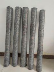 La protección ecológica absorbente antideslizante alfombras de lana subyacen pintor sintió