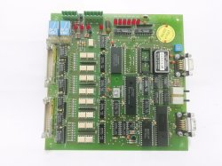 Tweedehands gebruikte CPU-kaart Karl Mayer machine Warp Knitting Reserveonderdelen van de machine