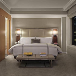 تصنيع حسب الطّلب 5 نجم تصميم حديثة رف غرفة نوم أثاث لازم فندق