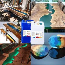 De hoge het Schilderen van de Lijm van de Hars van de Lijst van de Bal van het Glas van de Hardheid Transparante 3D Decoratieve Zelfklevende Lijm van de Hars van de Lijm Ab Epxoy van het Kristal