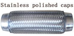 Tubo flessibile di scarico universale per auto SS304 di qualità OEM