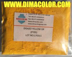 O pigmento de plástico Amarelo Amarelo Disazo 95 (GR) para plástico