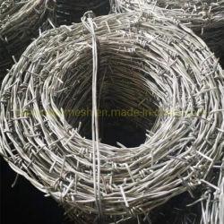 Fornecedor de profissionais do preço do Rolo de arame farpado cerca, preço de arame farpado por rolo