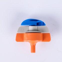 مرشة دوارة صغيرة متينة بدون بريدجيت لري الدفيئة