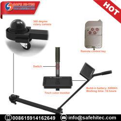 Vídeo de bolsillo bajo el sistema de cámaras de vigilancia de vehículos SA920 (CAJA FUERTE HI-TEC).