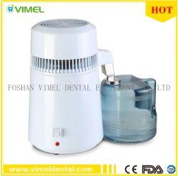 4L Dental Nouveau filtre à eau pure en acier inoxydable distillateur W/verre Moonshine encore