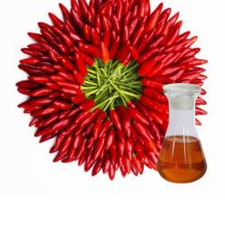 Rouge foncé Capsicol liquide 100 % Pure huile essentielle de l'huile de piment à chaud
