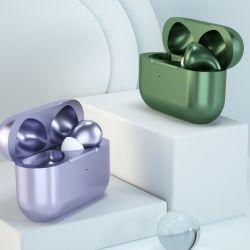 空気ポッド3の充満ケースが付いているプロMacaron Earbuds無線BluetoothのイヤホーンのヘッドセットのTwsのイヤホーンのため