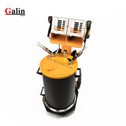 Het de hand Machine van de Deklaag van het Poeder en Kanon van de Deklaag van het Poeder - Optiflex/Galinflex 2f