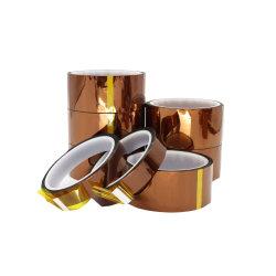 Résistance à la chaleur film silicone haute température pour le masquage de bandes de polyimide