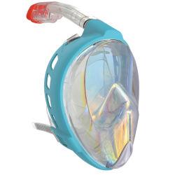 Venta caliente Equipo de Buceo buceo de Snorkel de cobertura de toda la cara Mascarilla