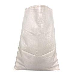 SGS CE FDA China Polypropyleen kunststof verpakking 25 kg 50 kg 100 kg Plain Sack PP Woven Raffia Fabric graan maïs sojaboon Pinda Salt Sugar Wheat Flour Bag