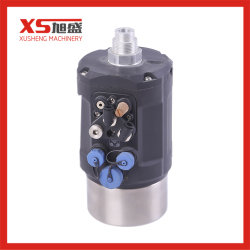 AISI304 AISI316L 用コントロールトップ、 3 極による空圧変化 分流バルブ