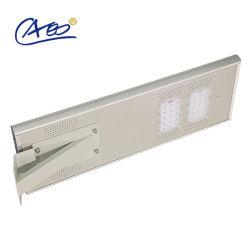 Post Solarleuchten 25 W LED-Solargartenleuchte für die Straße