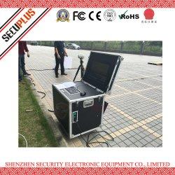 Vehículo portátil escáner de seguridad de la alarma de la inspección del tren de rodaje el dispositivo de escaneo