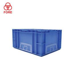 Mehrfachverwendbarer industrieller pp.-Speicher-logistischer verpackenumsatz-Kasten-Plastikrahmen